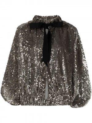 Куртка Party Parlor. Цвет: золотистый