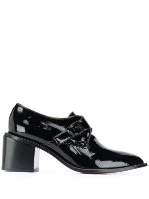 Лакированные туфли-лодочки Xarina Clergerie. Цвет: черный