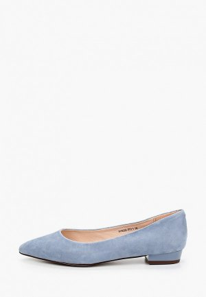 Туфли Just Couture. Цвет: синий