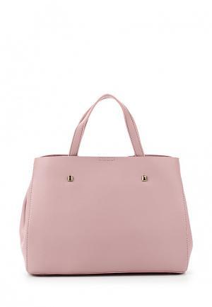 Комплект Baggini. Цвет: розовый