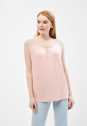 Майка Baon. Цвет: розовый