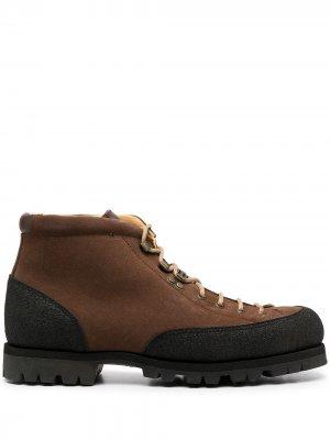 Ботинки хайкеры Yosemite Paraboot. Цвет: коричневый