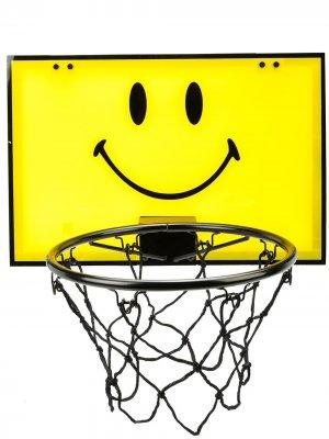 Маленькое баскетбольное кольцо Smiley Chinatown Market. Цвет: желтый