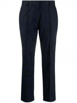 Прямые брюки Roxane Officine Generale. Цвет: синий