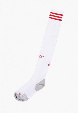 Гетры adidas. Цвет: белый