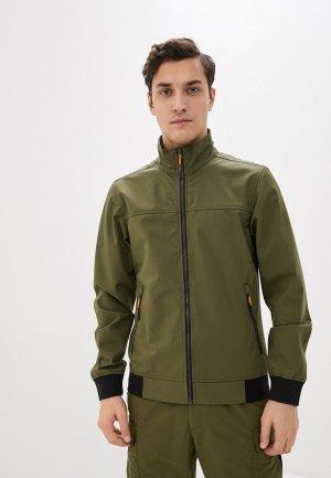 Куртка Icepeak. Цвет: хаки