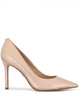 Туфли Hazel с эффектом металлик Sam Edelman. Цвет: золотистый