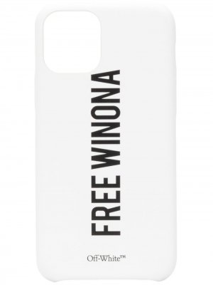 Чехол Free Winona для iPhone 11 Pro Off-White. Цвет: белый