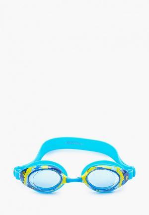 Очки для плавания Joss. Цвет: голубой