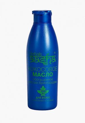 Масло для волос Aasha Herbals. Цвет: синий