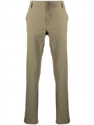 Прямые брюки чинос Colmar. Цвет: зеленый