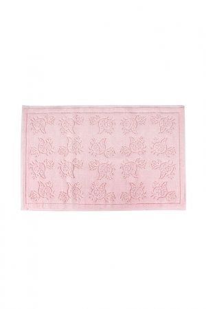 Коврик интерьерный 70X120 см Arya home collection. Цвет: темно-розовый