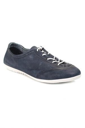Ботинки SOFTINOS. Цвет: синий