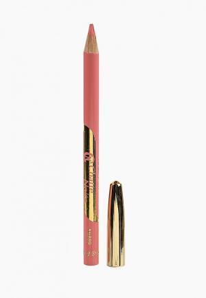 Карандаш для губ Chatte Noire. Цвет: розовый