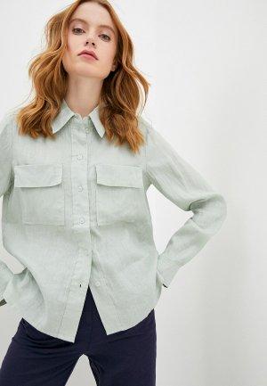 Блуза Twist & Tango. Цвет: бирюзовый