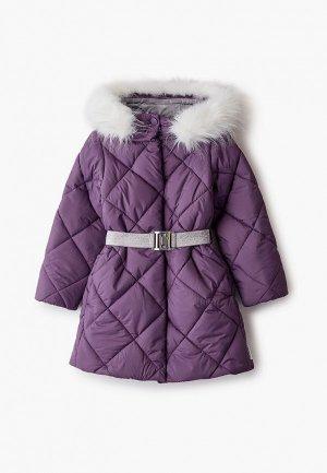 Куртка утепленная Boom. Цвет: фиолетовый