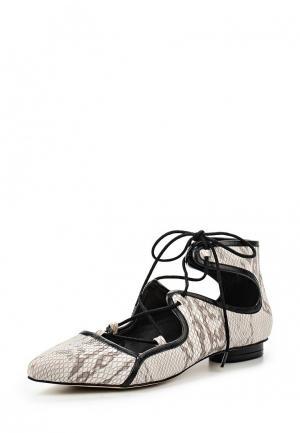 Туфли Lost Ink. Цвет: разноцветный
