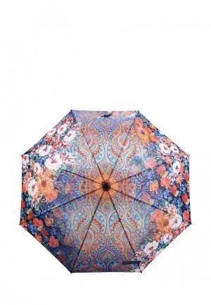 Зонт складной Desigual. Цвет: разноцветный