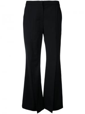Расклешенные брюки Goen.J. Цвет: черный