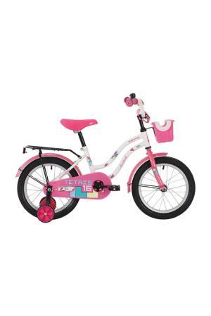 Велосипед NOVATRACK. Цвет: белый