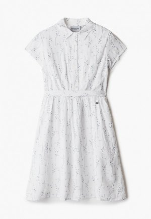 Платье Finn Flare. Цвет: белый