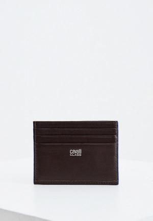 Кредитница Cavalli Class. Цвет: коричневый