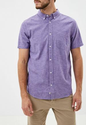 Рубашка Element. Цвет: фиолетовый
