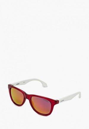 Очки солнцезащитные Carrera. Цвет: разноцветный
