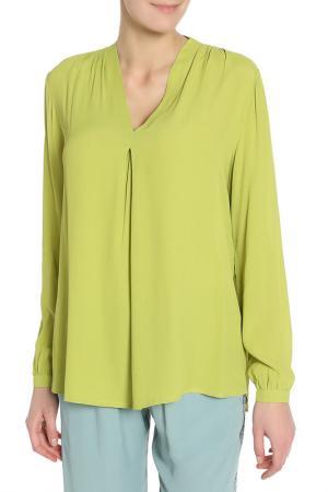 Блузка BGN. Цвет: excess green