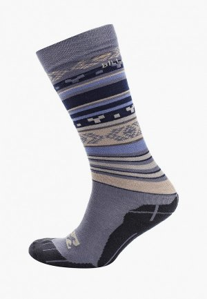 Носки Billabong. Цвет: синий