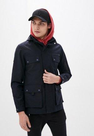 Куртка The Kooples Sport. Цвет: синий