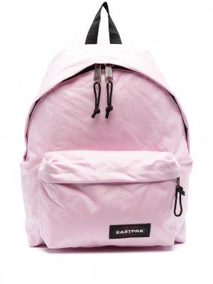 Рюкзак с нашивкой-логотипом Eastpak. Цвет: розовый