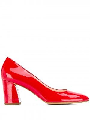 Туфли-лодочки Studio 50 Hogl. Цвет: красный