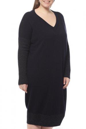 Платье Peserico. Цвет: мультицвет