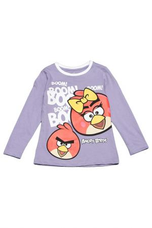 Джемпер Angry Birds. Цвет: фиолетовый