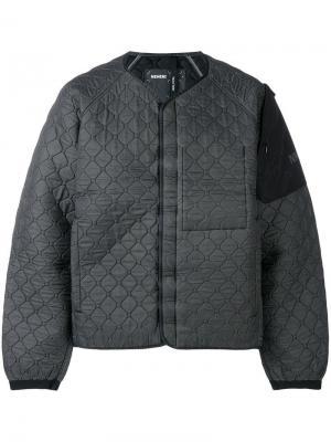 Куртка с длинными рукавами Guard Liner Nemen. Цвет: серый