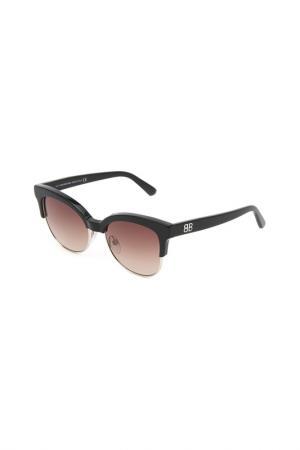 Солнцезащитные очки Balenciaga. Цвет: none