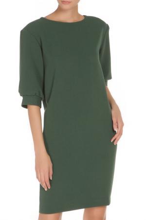 Платье Cyrille Gassiline. Цвет: тайга