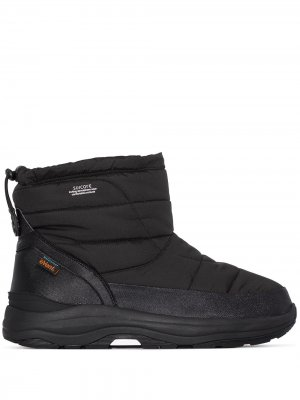 Ботинки OG-222 Bower Thinsulate Suicoke. Цвет: черный