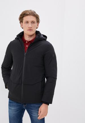 Куртка утепленная Matinique. Цвет: черный