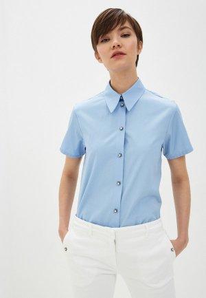 Рубашка N21. Цвет: голубой