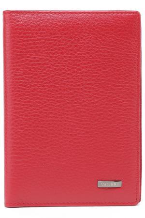 Обложка для документов Valeri. Цвет: красный