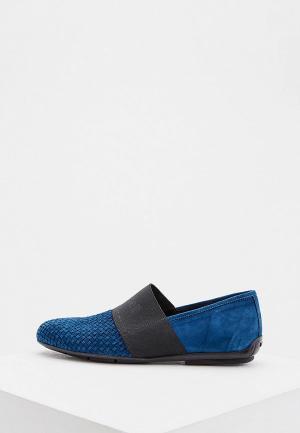Туфли Roberto Botticelli. Цвет: синий