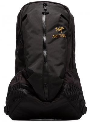 Рюкзак Arro 22 Arc'teryx. Цвет: черный