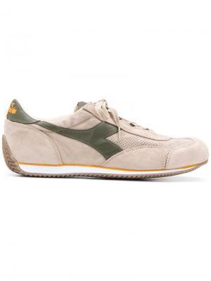 Low-top trainers Diadora. Цвет: нейтральные цвета