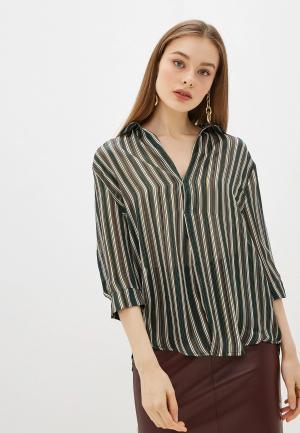 Блуза Sweewe. Цвет: зеленый