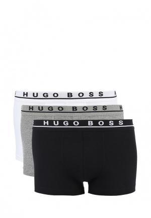 Комплект трусов 3 шт. Boss Hugo. Цвет: разноцветный