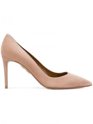 Туфли-лодочки Simply irresistible Aquazzura. Цвет: нейтральные цвета
