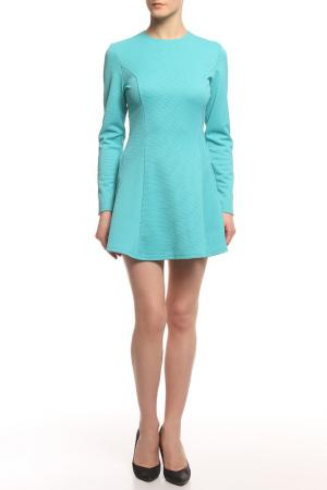 Платье трикотажное Rocawear. Цвет: голубой