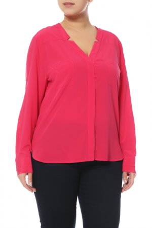 Блуза Laurel. Цвет: бордовый
